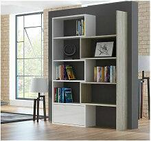 Azura Home Design - Bibliothèque CUBE BOX -