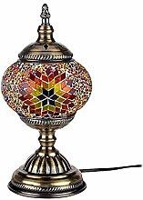 AZXAZ Lampe Turque/Lampe Marocaine Lampe de Table