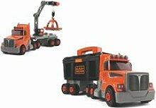 B+d camion de bricolage