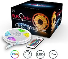 B.k.licht - Bande LED 10m dimmable bande lumineuse