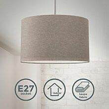 B.k.licht - Suspension textile éclairage plafond