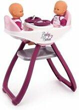 Baby nurse chaise haute jumeaux + 4 accessoires