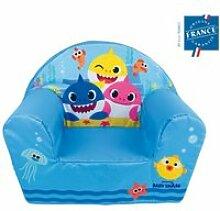 Baby shark fauteuil club enfant FUN3700057133757