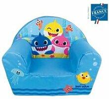 BABY SHARK Fauteuil club enfant