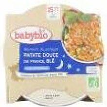 Babybio Bonne Nuit Marmite Patate Douce Blé 15