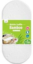 Babysom - matelas de couffin bamboo - 72x32 cm  