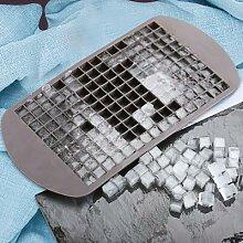 Bac à glaçons en Silicone réutilisable, 160