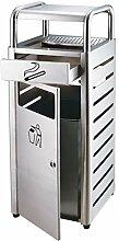 Bacs à ordures Support de cendrier de cigarette