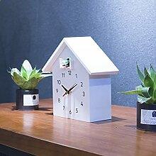 BAIHAO Horloge Coucou Moderne en Plastique