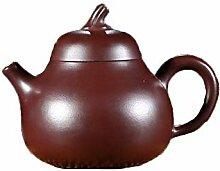 BaiJaC Théière japonaise, tasse à thé violette