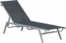Bain de soleil transat - chaise longue - design