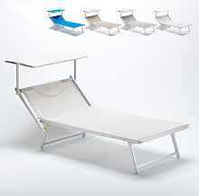 Bain de soleil Xxl professionnel chaise longue