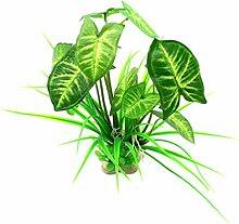 Balacoo 2pcs / pack vert décoratif non toxique