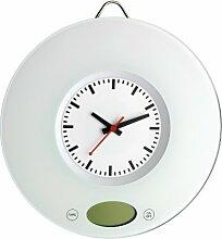 Balance de cuisine avec Horloge à quartz