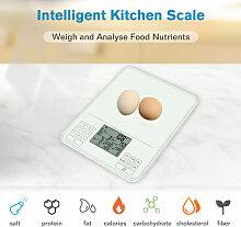 Balance De Cuisine Numerique Nutrition Smart Scale