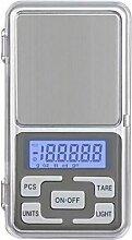 Balance électronique, Balance de Poche, 500g/0.1g