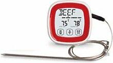 Balance et thermomètre stylé thermo-sonde de