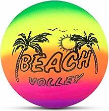Balles de plage arc-en-ciel - Ballon de plage