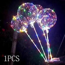 Ballon lumineux Bobo Ballon 18 pouces LED