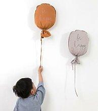 Ballon mural en coton pour chambre d'enfants,