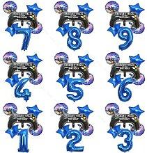Ballons de décoration de fête Fortnite, 6