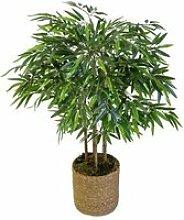 Bambou artificiel fabriqué à partir de roseaux