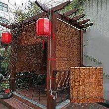Bambou stores nuances - stores à roulettes, pour