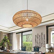 Bambou suspension lampe suspension rotin nouveau