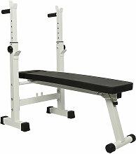 Banc de Musculation Pliable | Hauteur