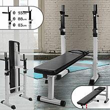 Banc de Musculation Poste Fitness Réglable