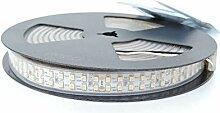 Bandeau LED 96W 6000K flexible extérieur longueur
