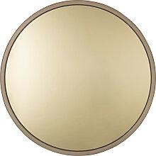 Bandit - Miroir teinté rond ø60cm