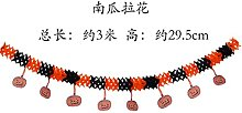 Bannière d'Halloween Halloween Décoration