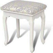 Banquette pouf tabouret meuble tabouret de