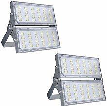 bapro 2 * 200W Projecteur LED, Intérieur