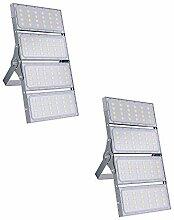 bapro 2 * 400W Projecteur LED, Intérieur
