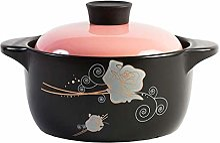 BAPYZ Casserole Cocotte soupe au gaz des ménages