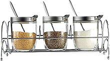 Bar Stools Fournitures de Cuisine Spice Boîte Set