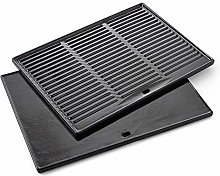 Barbecook Plaque Plancha universelle pour Barbecue
