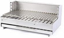 Barbecue à charbon Original Vulcain 54x32 Inox -