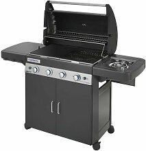 Barbecue à gaz DG4 Class LS Plus Dark Double