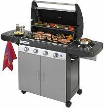 Barbecue a Gaz Series Classic LXS Aluminium poli -