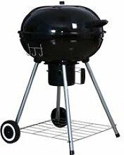 Barbecue boule au charbon hombuy - gril à tambour
