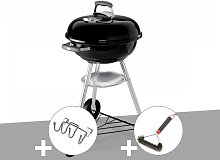 Barbecue Compact Kettle 47 cm + Support
