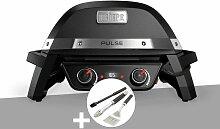 Barbecue électrique Pulse 2000 + Kit ustensiles 3