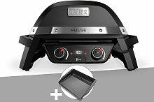Barbecue électrique Pulse 2000 + Plancha - Weber