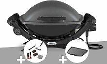 Barbecue électrique Q 1400 + Kit de nettoyage +