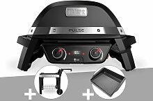Barbecue électrique Weber Pulse 2000 + Chariot +