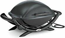 Barbecue électrique Weber Q 2400 Gris Anthracite