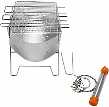 Barbecue Extérieur Réchaud De Camping En Acier